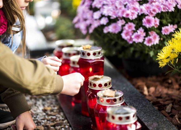 Les différents types d'articles funéraires