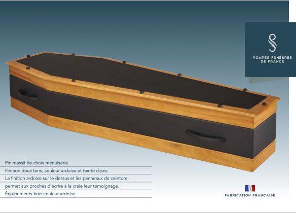 Cercueil modèle PARAPHE