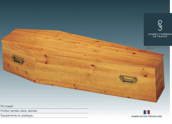 Cercueil modèle PREMIER PRIX