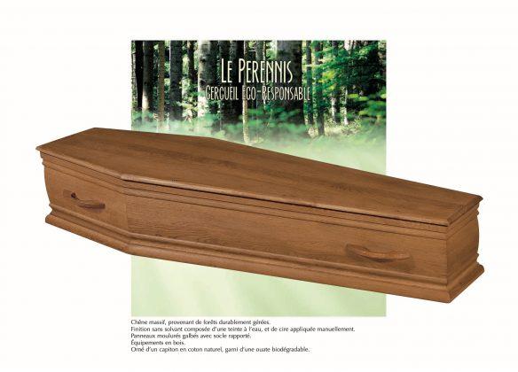 Cercueil modèle PERENNIS