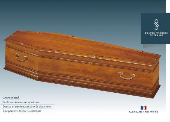 Cercueil modèle PRADE