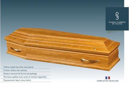Nos cercueils inhumation