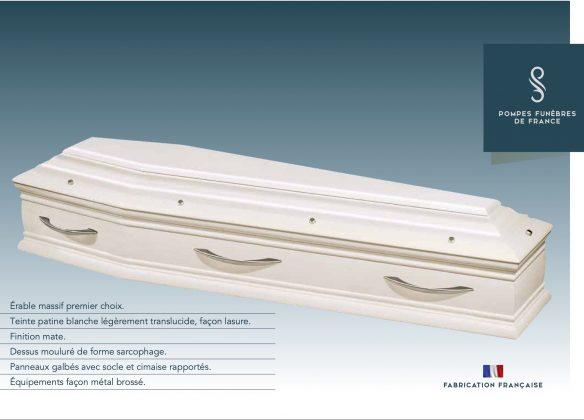 Cercueil modèle TENNESSEE