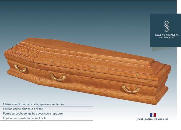 Cercueil modèle TERREFORT
