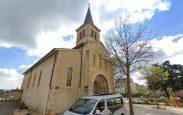 Les églises de Bron